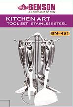 Кухонный набор из 7 предметов BN-451
