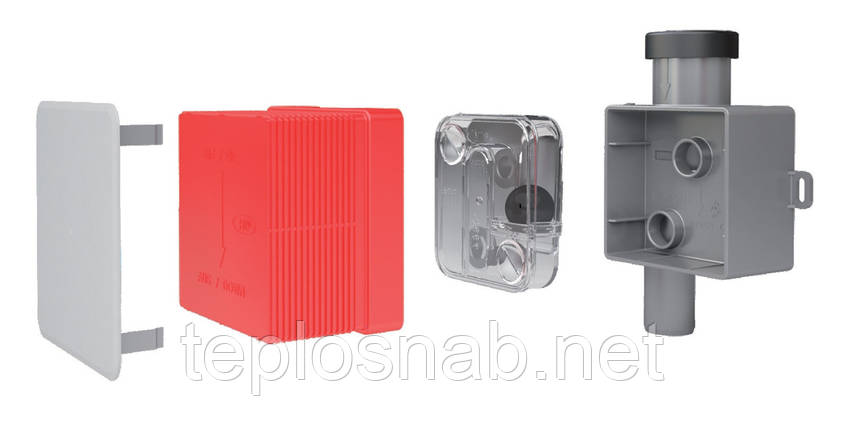 Cифон для кондиционеров Hutterer & Lechner HL138 (встроенный), фото 2