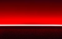 Светодиодная лампа Т8 60см 8Вт красная , фото 1