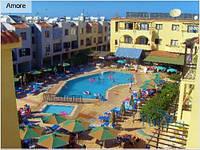 """апарт-отель Amore Hotel Apartments """"A"""" расположен в одном из самых популярных курортов Кипра, в 3-х минутах ходьбы от самых лучших пляжей острова!"""