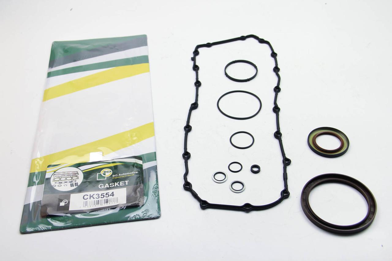 Комплект прокладок Citroen Berlingo 1.6 16V 2000- (нижний)