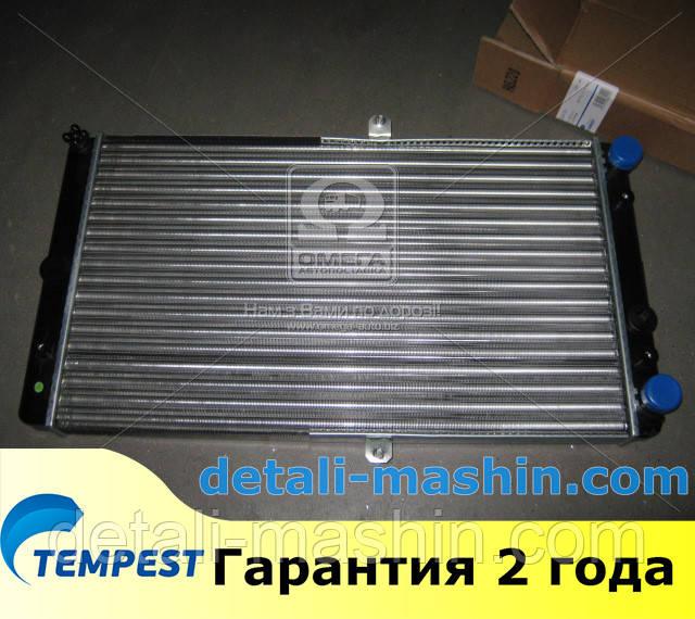 Радиатор водяного охлаждения на ВАЗ 2110 2111 2112 инжектор (TEMPEST)