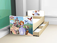 Кровать детская Киндер 1400х700 с ящиком, фото 1