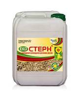 Препарат Экостерн 10л розроблений для розкладання післяжнивних решток кукурудзи, соняшнику та інших