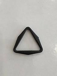 Треугольник пластиковый 25 мм
