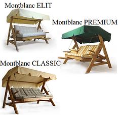 """Качель серии """"Montblanc"""""""