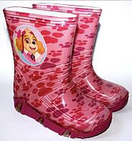 Резиновые сапожки Disney 25-32 размер