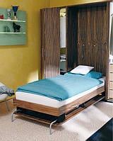 Фурнитура для откидных кроватей BETTLIFT продольный монтаж