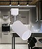 Трековый светильник Feron AL155 белый под лампу MR16, фото 2