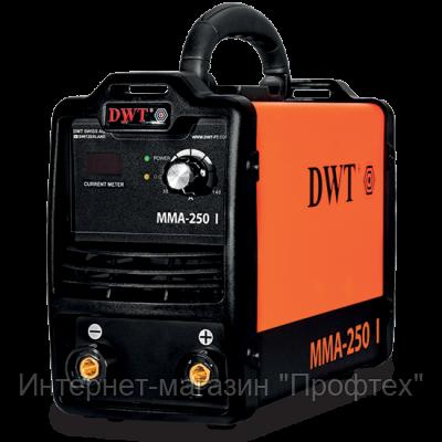 Зварювальний інвертор DWT MMA-250 I