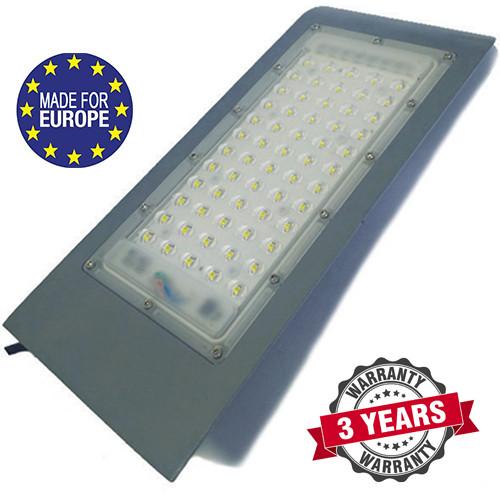 Светодиодный уличный светильник 30W IP65 6000К 3000lm  серия STANDART