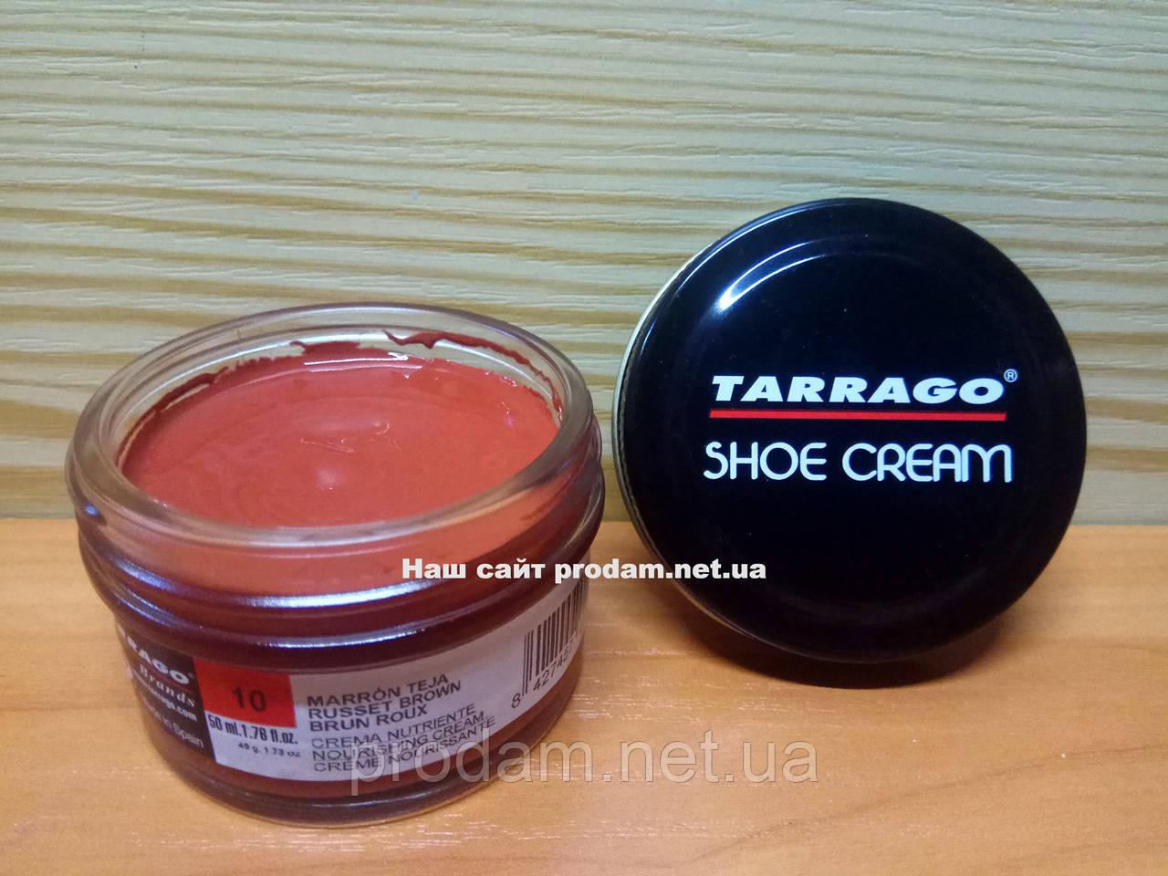 27e8841e Крем для обуви Tarrago 50 мл цвет красно коричневый: продажа, цена в ...
