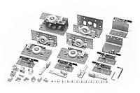 Комплект фурнитуры SILENT-VF 80 для 3-дверных полотен вес 1 полотна до 80 кг