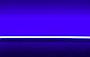 Светодиодная лампа 8вт 60см Т8 синяя, одностороннее подключение