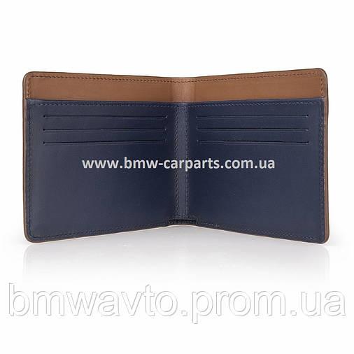 Кожаный кошелек Land Rover Heritage Wallet, фото 2