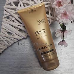 Смягчающий шампунь Schwarzkopf Professional BC Bonacure Excellium Q10+ Omega 3 Taming Shampoo 200 мл