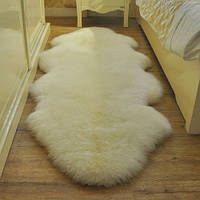 Коврик из двух овечьих шкур, фото 1
