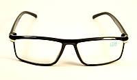 Стильные черные очки для зрения (9050)