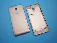 Задняя крышка для Meizu M5s (M612) (Gold) Качество