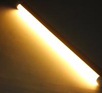 Светодиодная лампа Т8 120см 18Вт теплый белый, фото 1