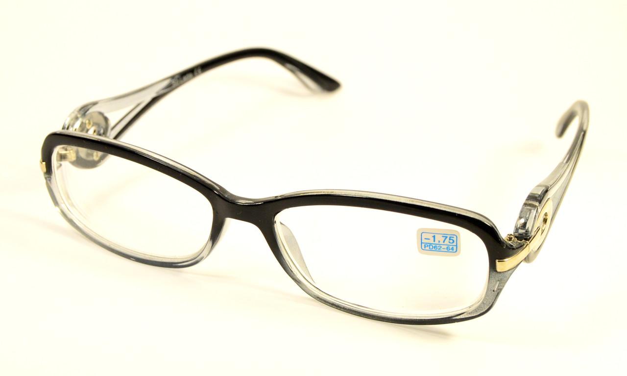 Женские очки для зрения (9018 сер)