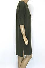 сукня оверсайз спортивного стилю з стразами Binka, фото 2