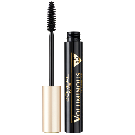 Тушь для ресниц L'Oreal Paris Volluminous x 5 Mascara Carbon Black