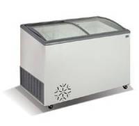 Морозильные лари с гнутым стеклом VENUS SGL