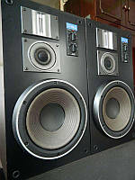 Легендарные акустические Колонки JVC Zero-4 бу в отличном состоянии