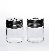 Набор для специй Pasabahce Basic (соль/перець) 2 предмета 215мл (43880)