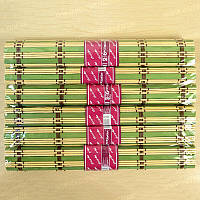 Коврик сервировочный Kamille  6 штук 30х45 см бамбук (1042 K)