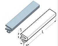 Уплотнение RSW06 Alutech для калитки в воротах