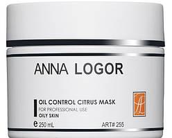 Oil Control Citrus Mask Цитрусовая маска для жирной кожи, 250 мл