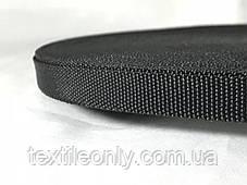 Лента ременная Мерам черная 10 мм, фото 3