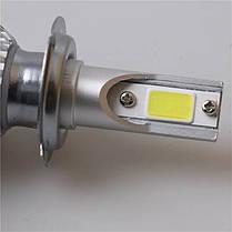 """Светодиодная лампа H7 40 Вт """"С6"""" (цена указана за 1 штуку 20 Вт) 3500LM 6500K LED HEADLIGHT, фото 3"""
