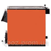 Твердотопливный котел MaxiTerm (макситерм) 20 кВт с варочной плитой., фото 3