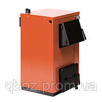 Котел твердотопливный MaxiTerm (Макситерм) 14 кВт без плиты, фото 3