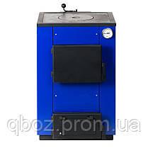 Твердотопливный котел Макситерм 12 кВт с плитой. Серия Кантри, фото 3