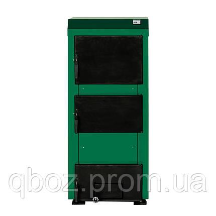 Твердотопливный котел Макситерм ЛЮКС НОВА мощностью 16 - 26 кВт , фото 2