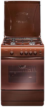 Плита газовая GEFEST 1200-C6 K19 коричневая, фото 2