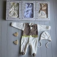 Хрестинна одяг для новонароджених в Івано-Франківську. Порівняти ... 112244806e8a3