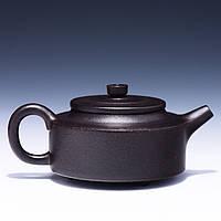 Заварочный чайник глиняный исинский Бянь Ху, 160 мл, фото 1