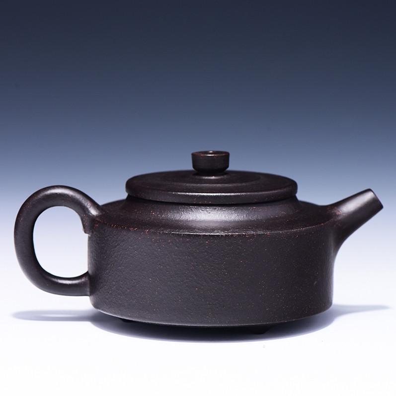 Заварочный чайник глиняный исинский Бянь Ху, 160 мл