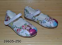 Туфли на девочку 30 размер 18.3 см стелька, фото 1
