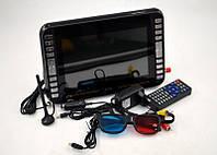 Автомобильный телевизор с T2 и DVD DVD-LS919T