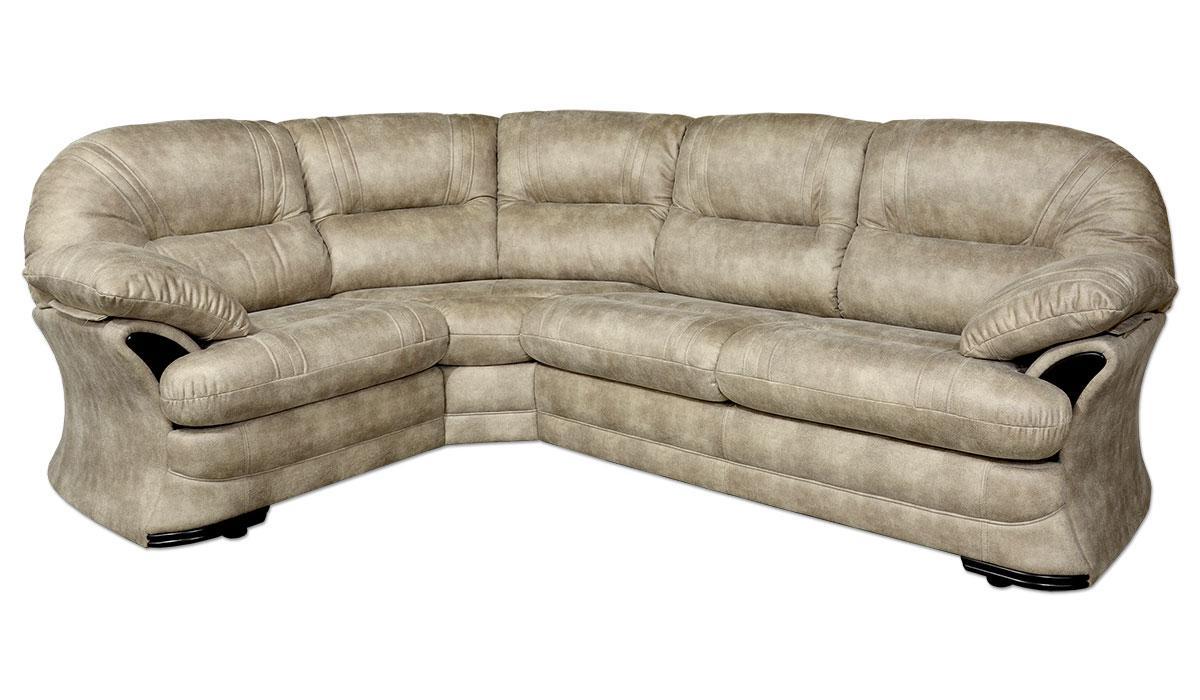 Диван Рокко угловой, классический, раскладной, седафлекс. В классическом стиле. Под заказ