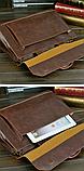 Сумка-портфель черная, фото 4