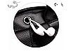 Рюкзак женский кожзам городской Love черный, фото 8