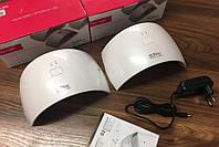 Сушилка LED Лампа SUN 9C 24W для ногтей маникюра УФ UV гель лак