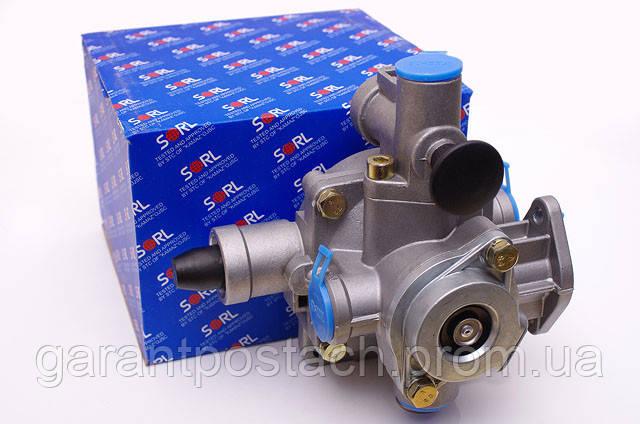 Воздухораспределитель тормозов прицепа с краном растормаживания (SORL) 35270030070 / 100-3531008